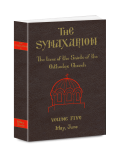 THE SYNAXARION - The Lives of the Saints of the Orthodox Church - Volume Five